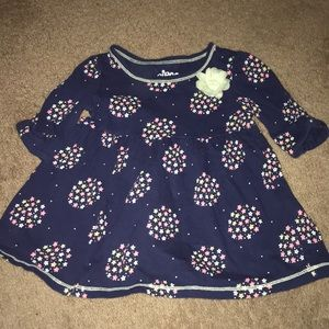 Circo baby girl tunic top